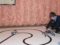 Состоялись соревнования по робототехнике
