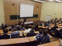 Закрытие Студенческой научно-технической конференции