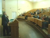 Состоялось закрытие Студенческой научно-технической конференции
